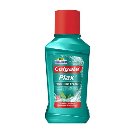 Colgate Plax Freshmint Splash Mouthwash, COL102의 그림