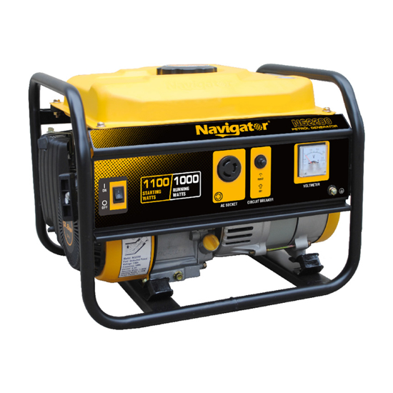 Picture of Navigator Unleaded Gasoline Generator, NVNG2200