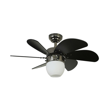 "Westinghouse Turbo Swirl 30"" Gun Metal Ceiling Fan, WH72062의 그림"