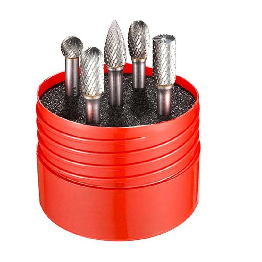 Dormer Carbide Burr Set (5pcs), P88001의 그림