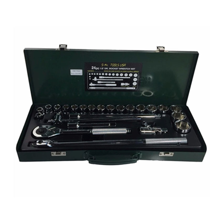 S-Ks Tools USA Socket Wrench Set (Chrome), A-24 の画像