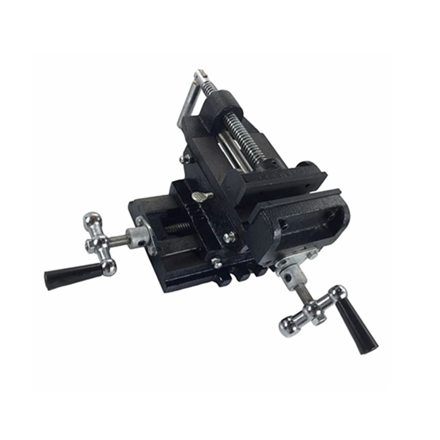 "S-Ks Tools USA Heavy Duty 3"" Cross Vise (Black/Silver), CT-111 の画像"