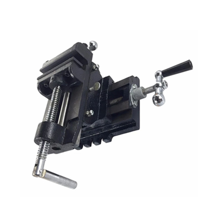 "S-Ks Tools USA Heavy Duty 4"" Cross Vise (Black/Silver), CT-111-4"" の画像"