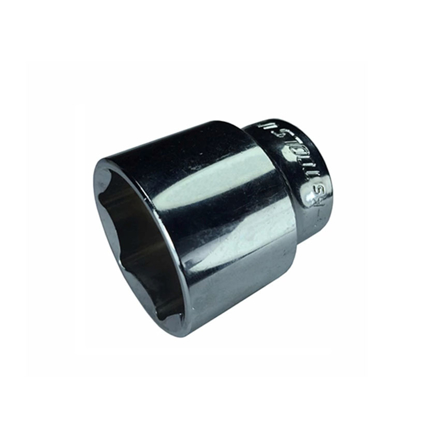 "S-Ks Tools USA Series 1/2"" Drive 6 Points Impact Socket (Chrome), DB-A12 の画像"