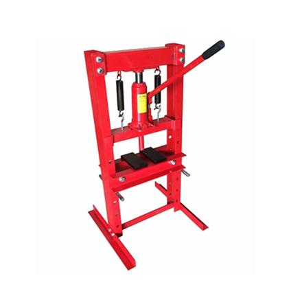 S-Ks Tools USA Hydraulic Shop Press (Black/Red), JMSP-9006 の画像