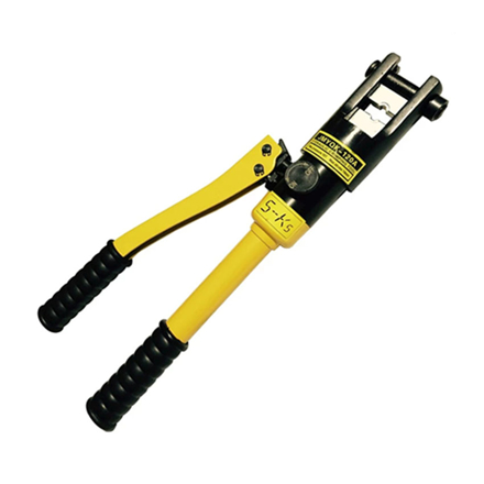 S-Ks Tools USA 13 Tons Hydraulic Crimping Plier Cable Crimper, JMQYK-300A の画像