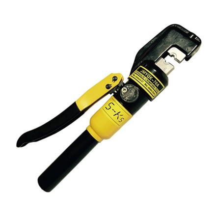 S-Ks Tools USA 8 Tons Hydraulic Crimping Plier Cable Crimper, JMYQK-70A の画像