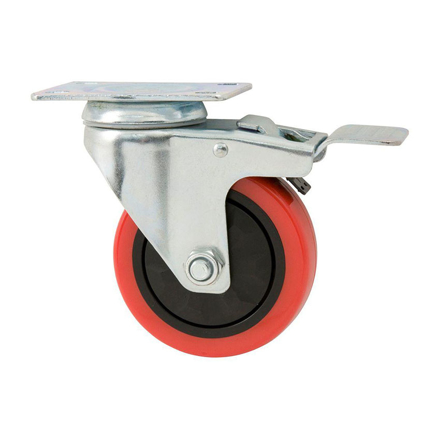 "Caster Wheel Rubber 6"", CWR6"" の画像"