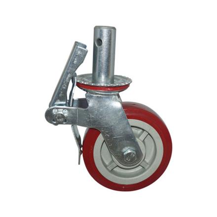 """Caster Wheel PVC 6"""", CWPVC6""""의 그림"""