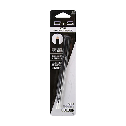 BYS Eyeliner Pencil (Soft White, Coffee Bean, Blackest Black), CO/EPTSW의 그림