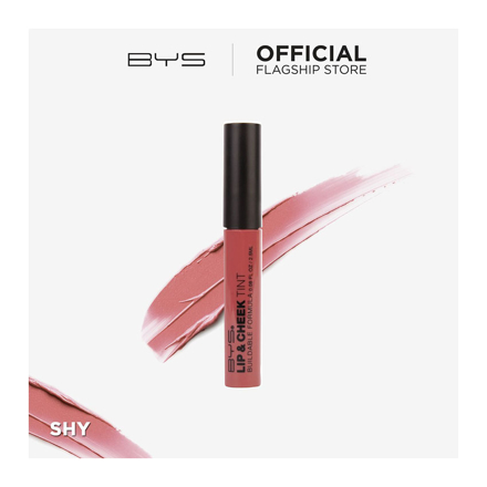BYS Lip and Cheek Tint (Shy and Sultry), CO/LTDLBL の画像