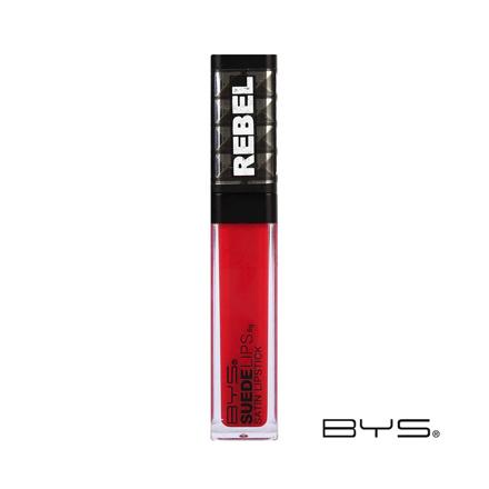BYS Suede Lips Satin Lipstick 6g (Rebel, Dark Rose, Rosy Nude), CO/LQOSRP의 그림