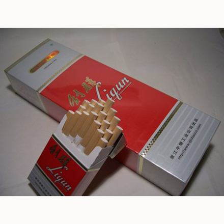 Liqun Cigarette, Virginia type の画像