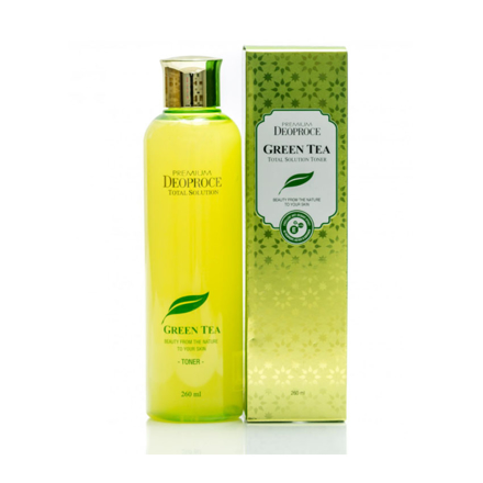 Picture of Deoproce Green Tea Toner 260 ml, 70029115