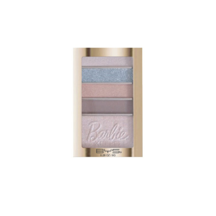 BYS x Barbie 5 Pc Vertical Palette (Live Out Loud & Pink Powder), CO/ESDBLO の画像