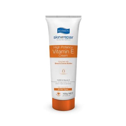 Picture of Rosken High Potency Vitamin E Cream Tube 100 g, 601701