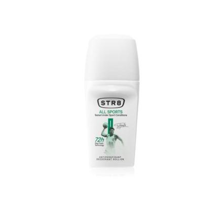 Str8 All-Sports 50 ml (Roll on, Spray, Stick), 8571033029 の画像