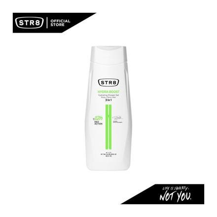 Str8 Shower Gel 400 ml Hydra Boost, 8571027198 の画像
