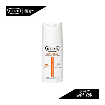 Str8 Deodorant Spray 250 ml Heat Resist, 8571027199 の画像