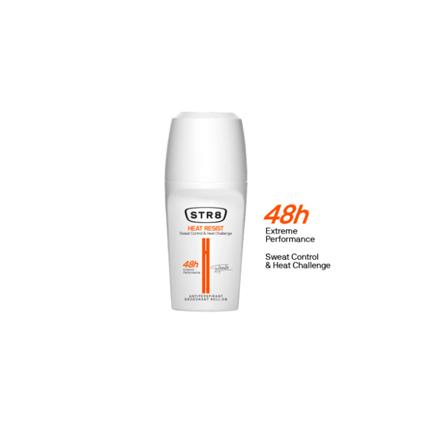 Str8 Deodorant Roll On 250 ml Heat Resist, 8571027200 の画像