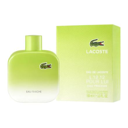 Lacoste L.12.12 Fraiche Men Authentic Perfume 100 ml, LACOSTEFRAICHE の画像