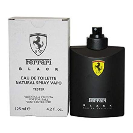 Ferrari Black Men Tester 100 ml, FERRARIBLACKTESTER の画像