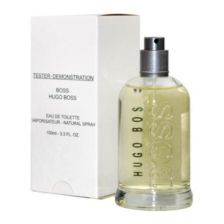 Hugo Boss Clear Bottle Tester 100 ml, HUGOBOSSCLEARTESTER の画像