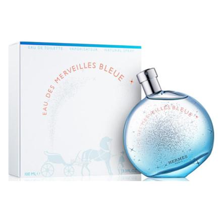 Hermes Elixirbleu Women Authentic Perfume 100 ml, HERMESELIXIRBLEU の画像