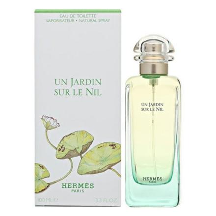 Hermes Un Jardin Sur le nil Women Authentic Perfume 100 ml, HERMESLENIL の画像
