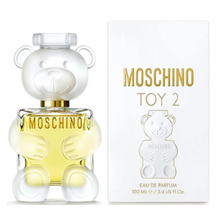Moschino Toy 2 Women Authentic Perfume 100 ml, MOSCHINOTOY2 の画像