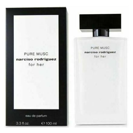 Narciso Rodriguez Pure Musc Women Authentic Perfume 100 ml, NARCISOPURE の画像