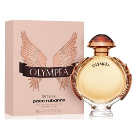 Paco Rabanne Olympea Intense Women Authentic Perfume 80 ml, PACORABANNEINTENSE の画像