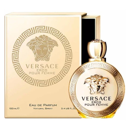 Versace Eros Pour Femme Women Authentic Perfume 100 ml, VERSACEPOUR の画像