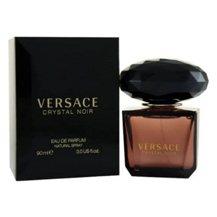 Versace Crystal Noir Black Women Authentic Perfume 90 ml, VERSACEBLACK の画像