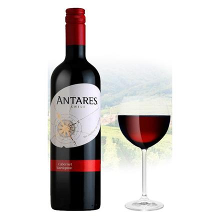 Antares Cabernet Sauvignon Chilean Red Wine 750 ml, ANTARESCABERNET の画像