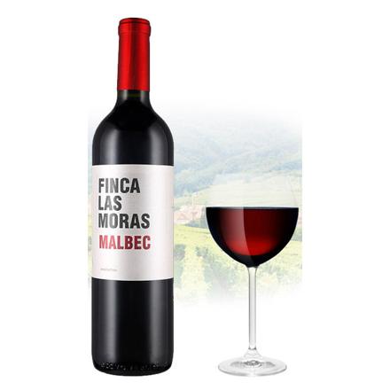 Finca Las Moras Malbec Argentinian Red Wine 750 ml, FINCAMALBEC の画像