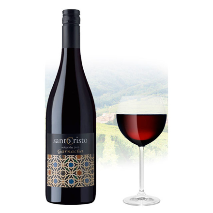 Santo Cristo Seleccion Garnacha Spanish Red Wine 750 ml, SANTOCRISTOGARNACHA の画像