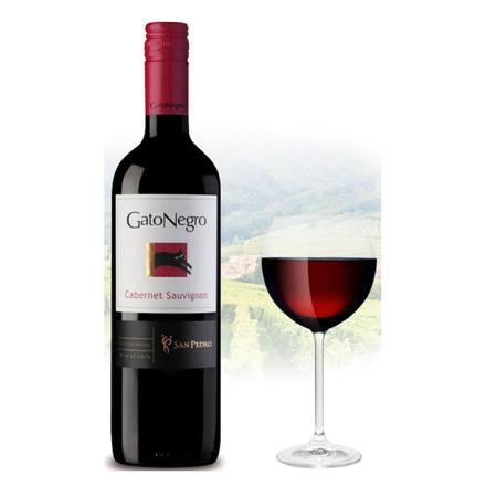 Gato Negro Cabernet Sauvignon Chilean Red Wine 750 ml, GATONEGROSAUVIGNON の画像