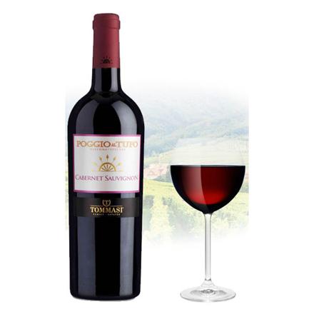 Il Poggio Cabernet Sauvignon Italian Red Wine 750 ml, ILPOGGIOCABERNET の画像