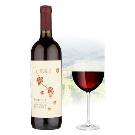 Il Poggio Sangiovese Italian Red Wine 750 ml, ILPOGGIOSANGIOVES の画像