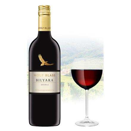 Wolf Blass Bilyara Shiraz Australian Red Wine 750 ml, WOLFBLASSSHIRAZ の画像