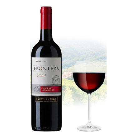 Frontera Cabernet Sauvignon Chilean Red Wine 750 ml, FRONTERACABERNET750 の画像