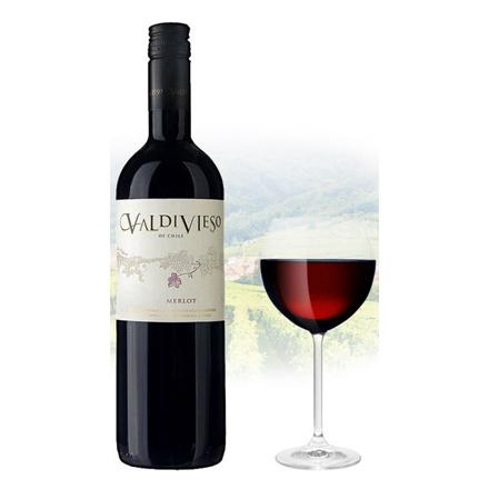 Valdivieso Merlot Chilean Red Wine 750 ml, VALDIVIESOMERLOT の画像