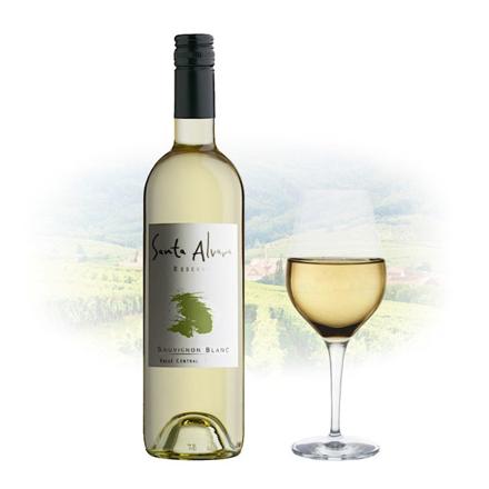 Santa Alvara Reserva Sauvignon Blanc Chilean White Wine 750 ml, SANTAALVARASAUVIGNON の画像