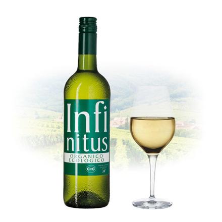 Infinitus Ecoblanco (Organic) Spanish White Wine 750 ml, INFINITUSECOBLANCO の画像