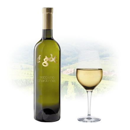 Egot Bianco Trebbiano & Chardonnay Italian White Wine 750 ml, EGOTBIANCOTREBBIANO の画像