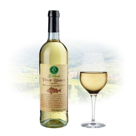 Boido Pinot Bianco Veneto IGT Italian White Wine 750 ml, BOIDOPINOT の画像