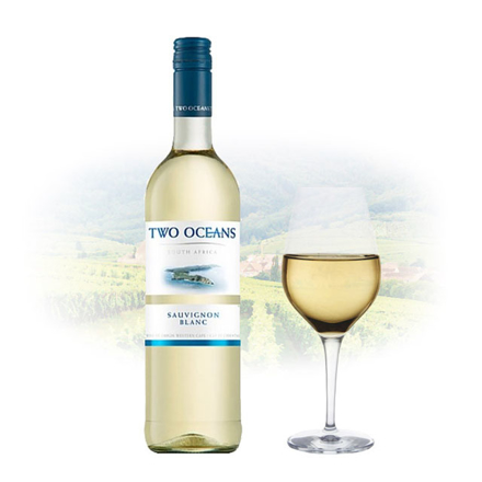 Two Oceans Sauvignon Blanc South African White Wine 750 ml, TWOOCEANSSAUVIGNON の画像