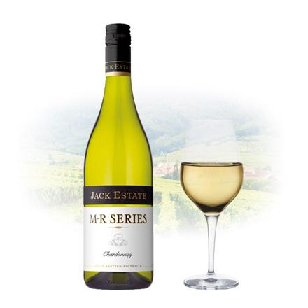 Jack Estate M-R Series Chardonnay Australian White Wine 750 ml, JACKESTATECHARDONNAY の画像