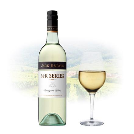 Jack Estate M-R Series Sauvignon Blanc Australian White Wine 750 ml, JACKESTATESAUVIGNON の画像